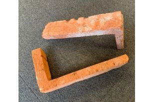 Hoekstuk Vintage Cement